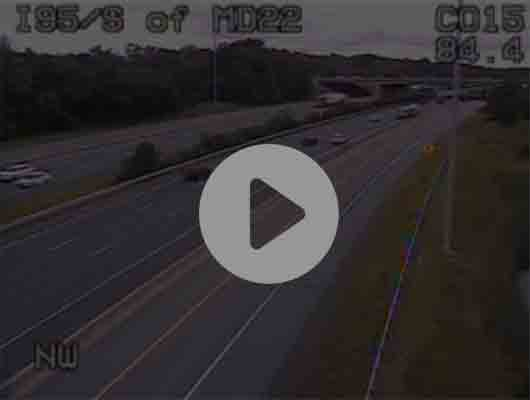 Traffic Cam I-10 : (18) 1.0 Miles W of Cherry Player