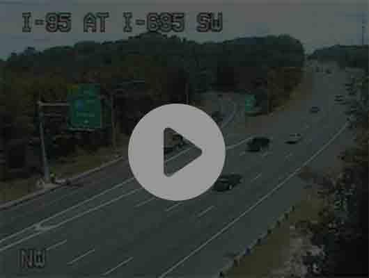 Traffic Cam I-10 : (17) W Side Etiwanda Player